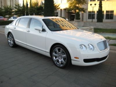 Bently Flying Spur Rental Los Angeles