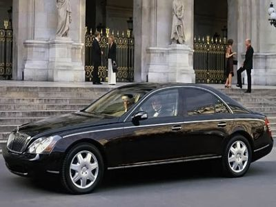Maybach 57 Rental Los Angeles