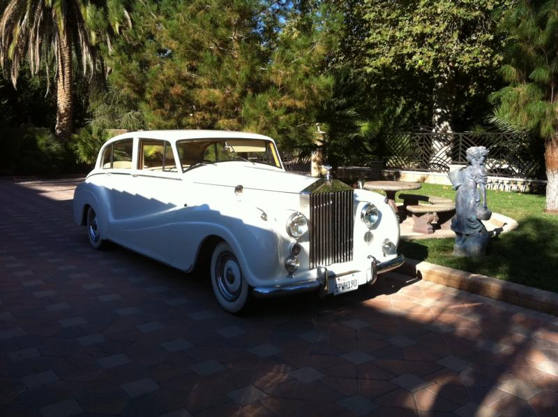Rolls Royce Limo Rental los angeles
